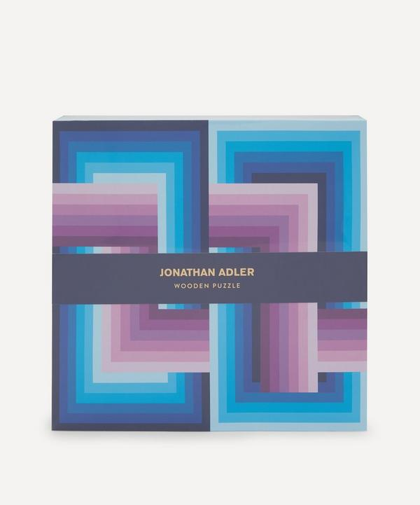 Abrams and Chronicle Books - Jonathan Adler Infinity Wood Puzzle