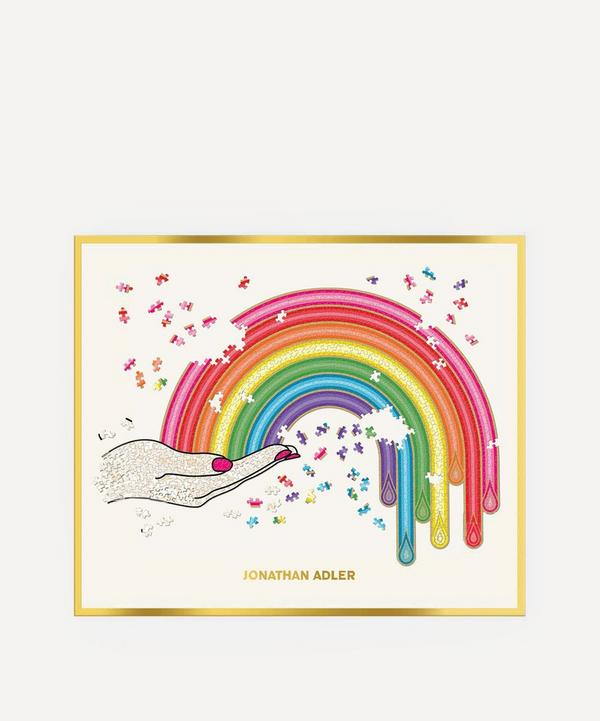 Abrams and Chronicle Books - Jonathan Adler 750-Piece Rainbow Hand Puzzle