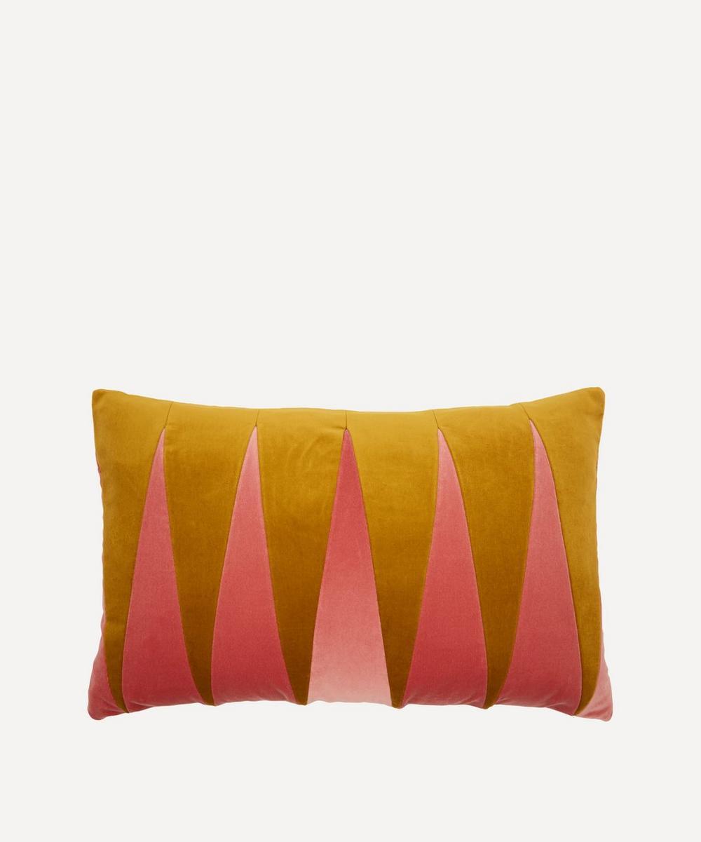 Christina Lundsteen - Paula Cotton Velvet Cushion