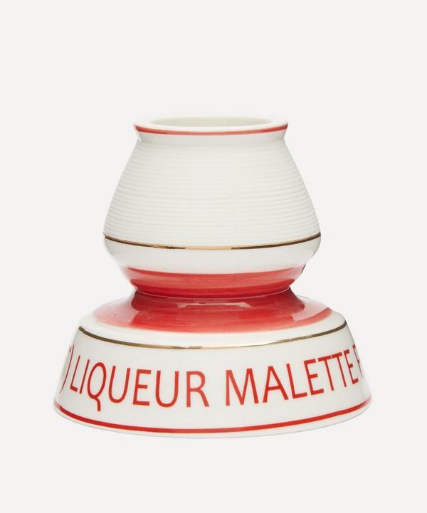 Bonnecaze Absinthe & Home - Liqueur Malette Porcelain Match Strike