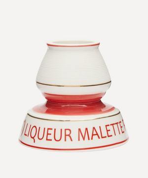 Liqueur Malette Porcelain Match Strike
