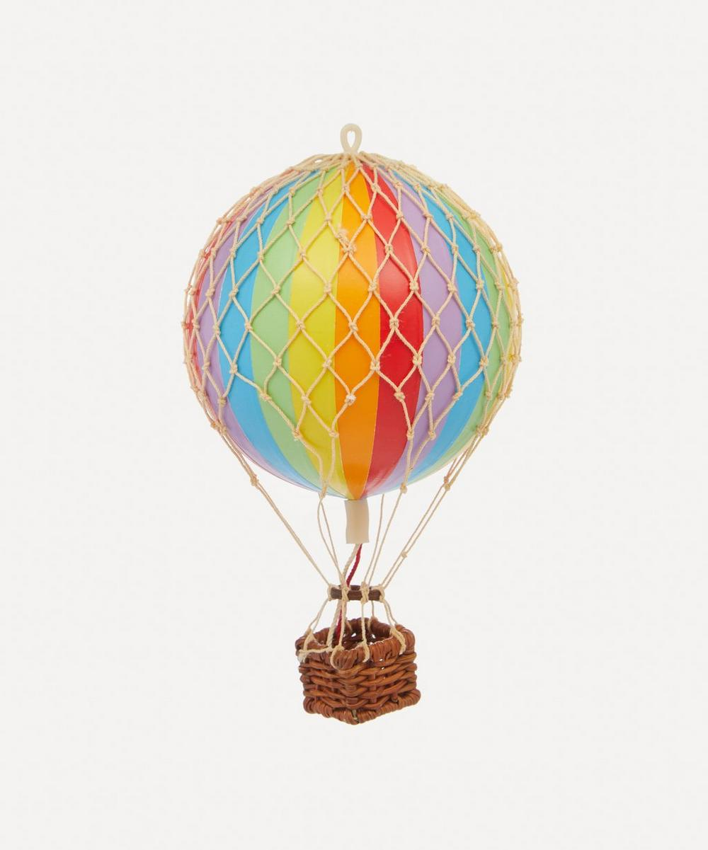 Authentic Models - Floating the Skies Rainbow Balloon Model