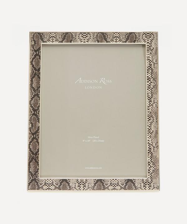 "Addison Ross - Faux Snakeskin 8x10"" Photo Frame"