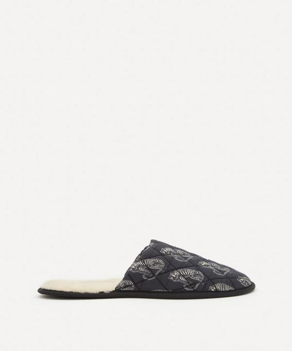 Desmond & Dempsey - Core Tiger Wool Slippers