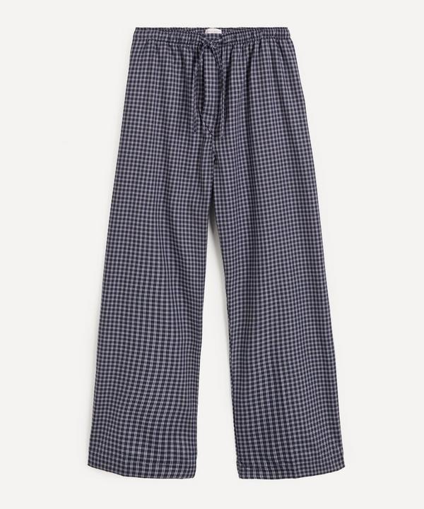 Derek Rose - Braemar Brushed Check Pyjama Bottoms