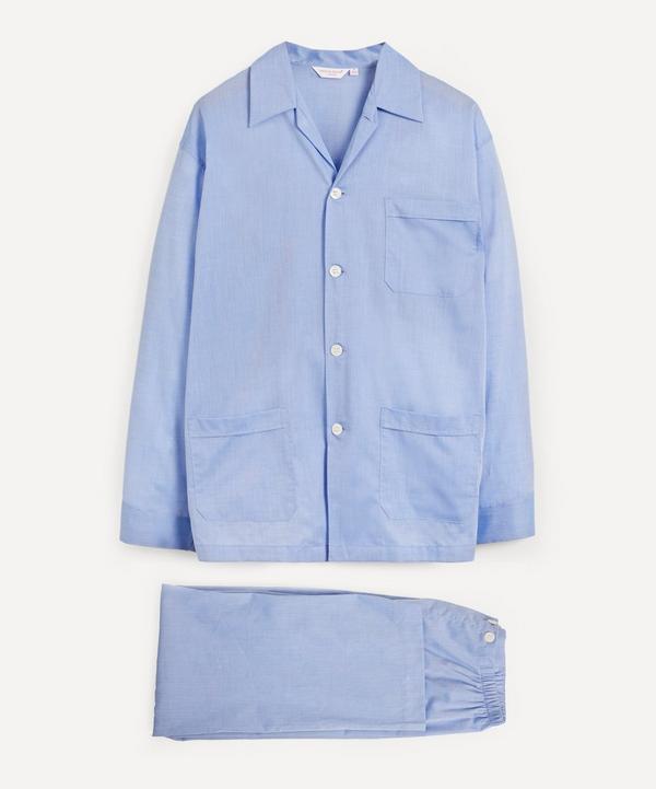 Derek Rose - Amalfi Classic Fit Cotton Pyjama Set