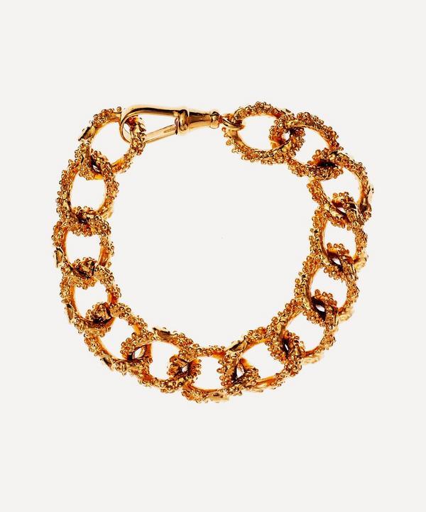 Alighieri - Gold-Plated The Unreal City Bracelet