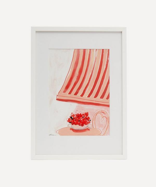 Chiara Perano - A4 Framed Siesta Print