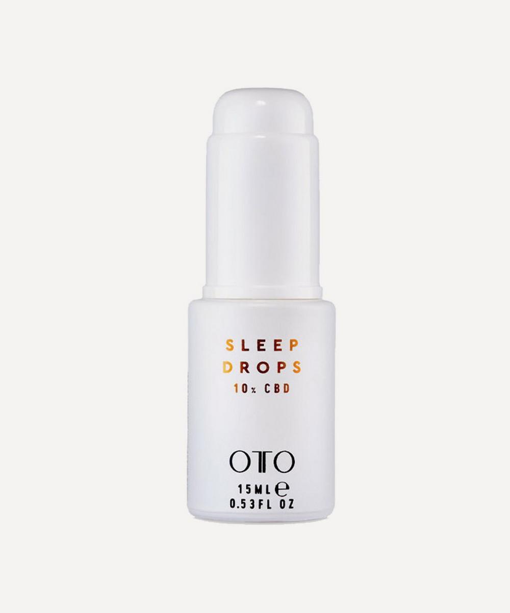 OTO - 10% CBD Sleep Drops 15ml