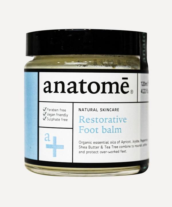 anatomē - Organic Restorative + Healing Foot Balm 120ml