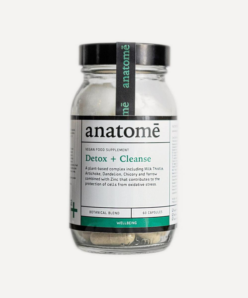 anatomē - Detox + Cleanse Capsules