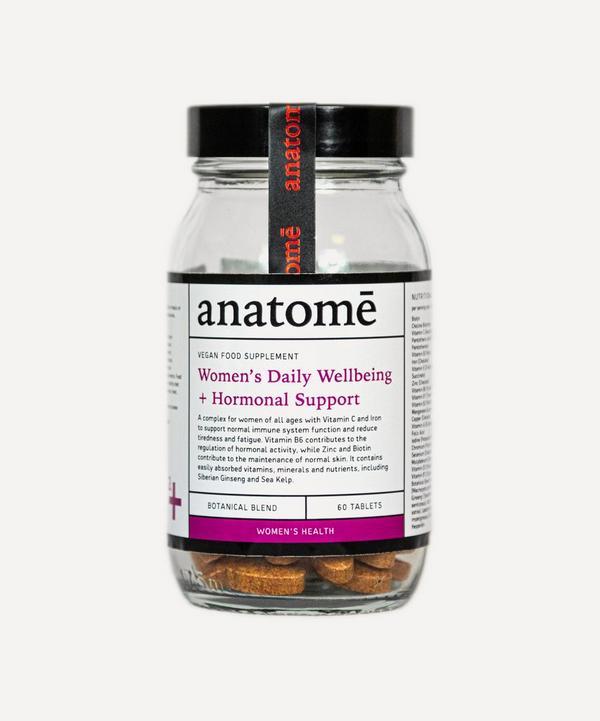 anatomē - Women's Daily Wellbeing + Vitamin Complex Capsules