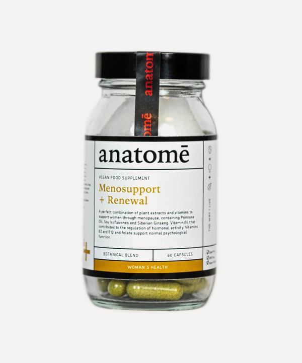 anatomē - Women's Menosupport + Renewal Capsules