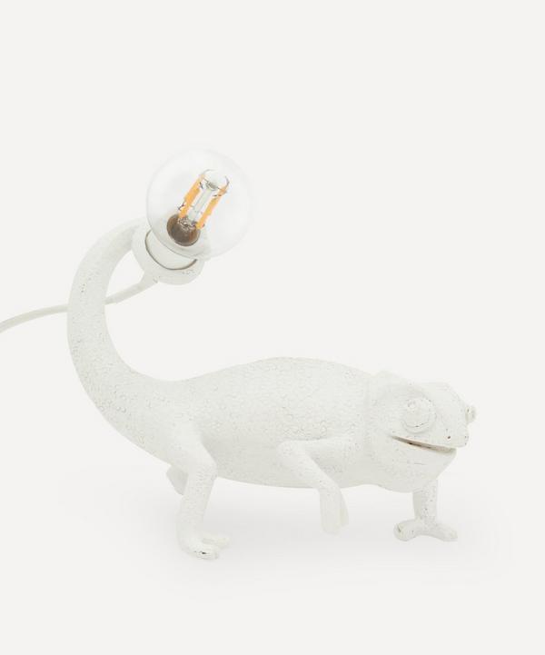 Seletti - Still Chameleon Lamp