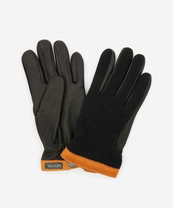 Hestra - Deerskin Wool Tricot Gloves