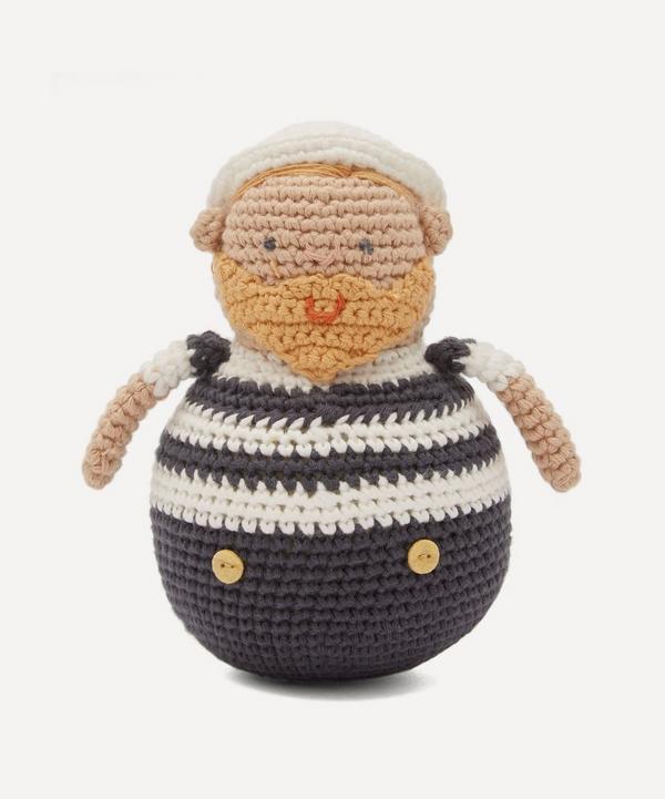 Sebra - Crochet Sailor Tilting Toy