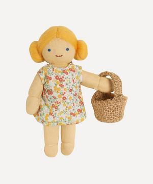 Holdie Folk Poppy Farmer Toy
