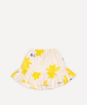 Sparkle All Over Ruffle Woven Skirt 2-8 Years