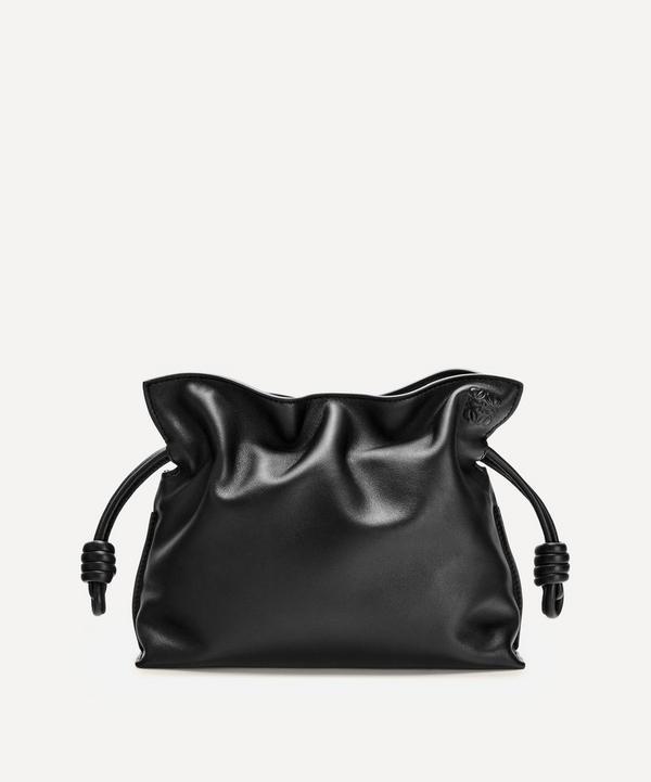 Loewe - Mini Flamenco Leather Clutch Bag