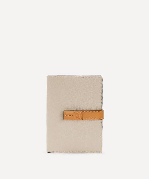 Loewe - Medium Vertical Leather Wallet
