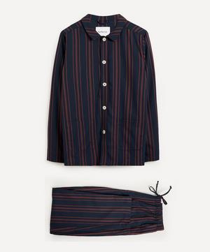 Uno Old School Stripe Cotton Pyjamas
