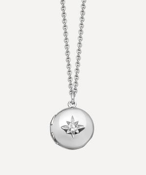 Mini Biography Locket Necklace
