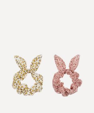 Dinoland Bunny Scrunchies