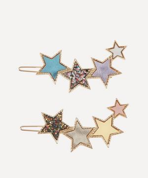Shooting Star Hairclips