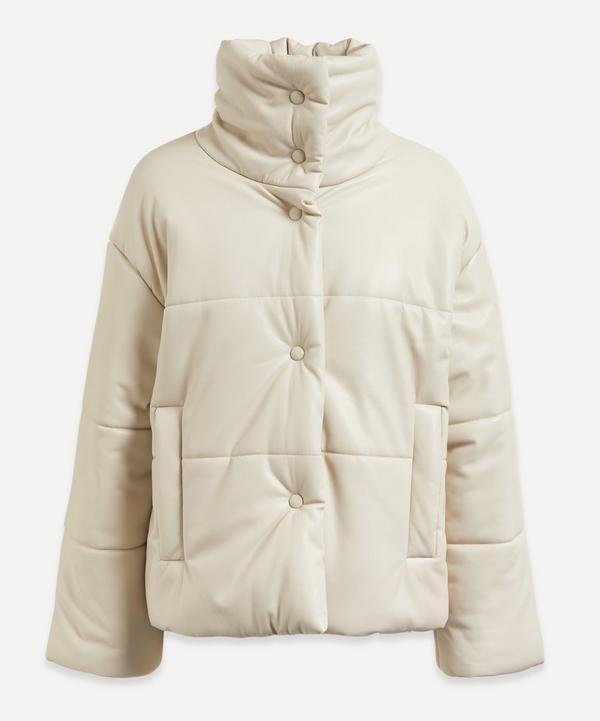 Nanushka - Hide Vegan Leather Jacket