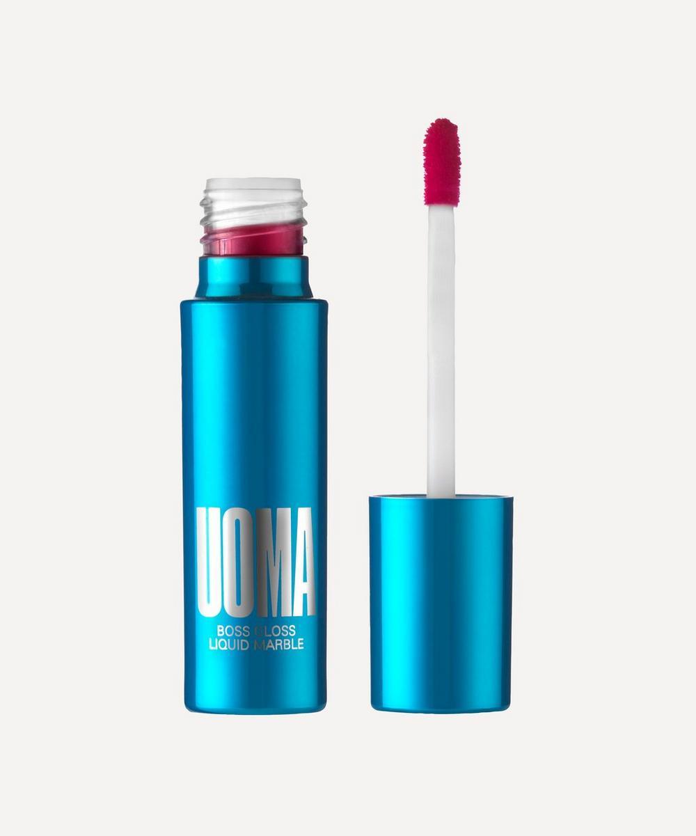 UOMA Beauty - Boss Gloss Pure Colour Lip Gloss in No Stoppin