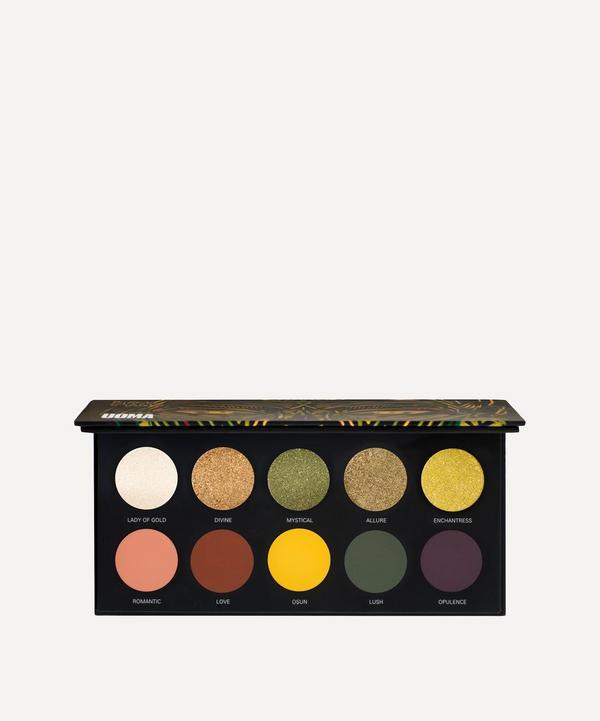 UOMA Beauty - Black Magic Colour Palette in Allure