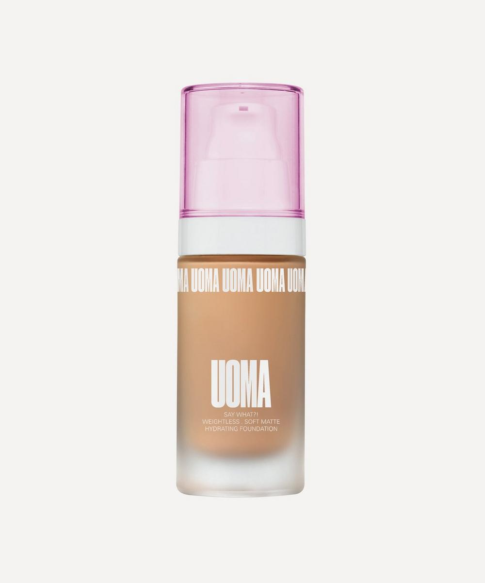 UOMA Beauty - Say What?! Foundation in Honey Honey T2N