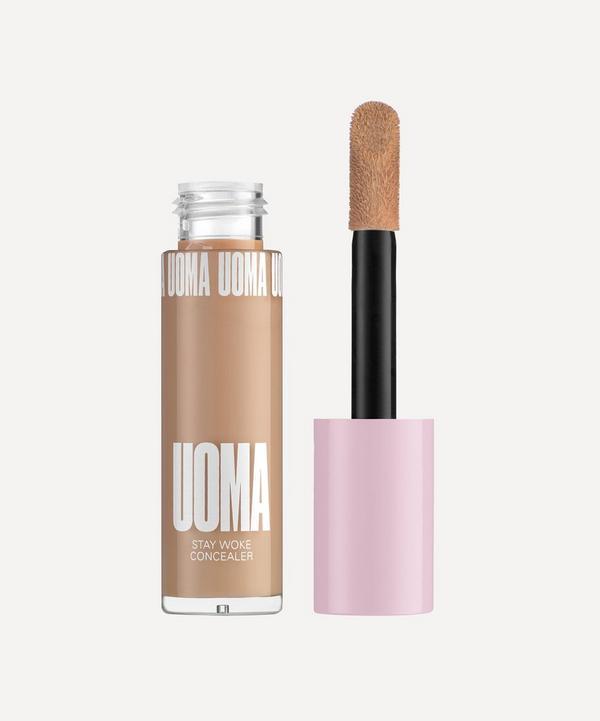 UOMA Beauty - Stay Woke Concealer in Honey Honey T1