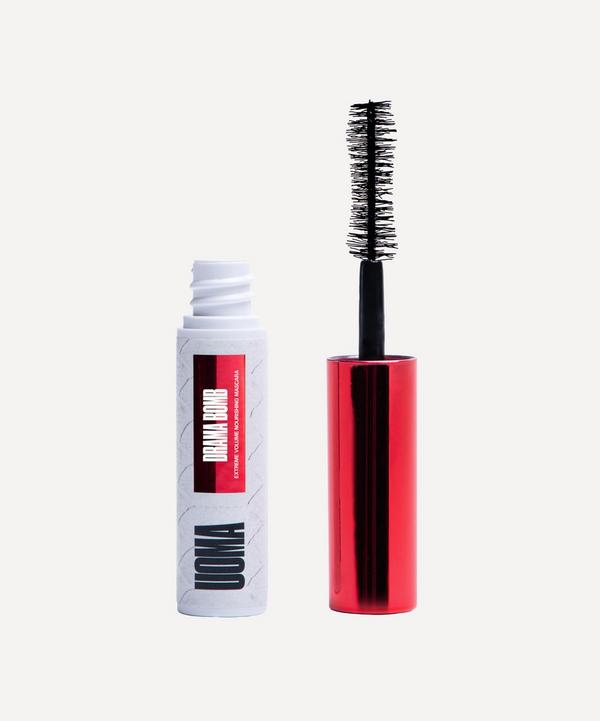 UOMA Beauty - Drama Bomb Extreme Volume Mascara Mini in Black