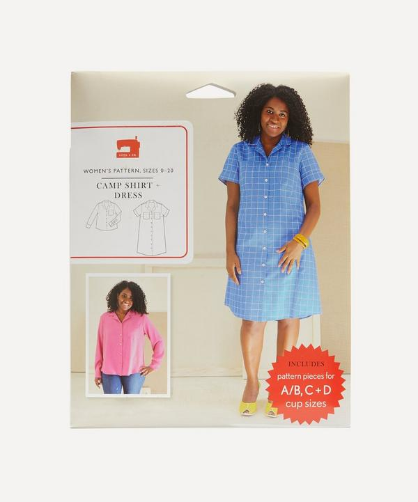 Oliver + S - Camp Shirt and Dress Sewing Pattern