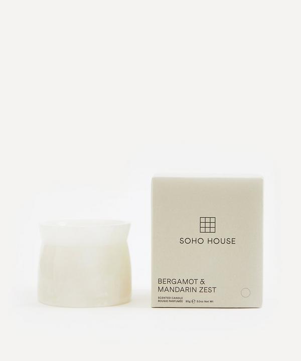 Soho Home - Bianco Alabaster Candle 85g