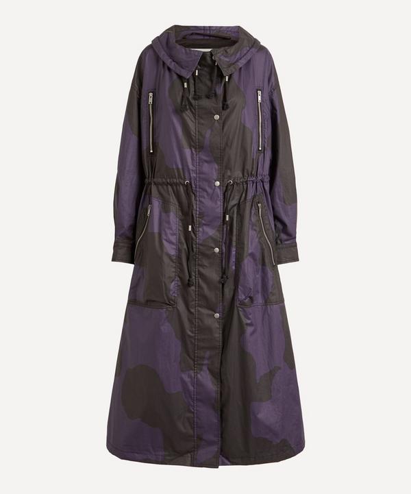 Isabel Marant Étoile - Dilumbi Printed Trench Coat