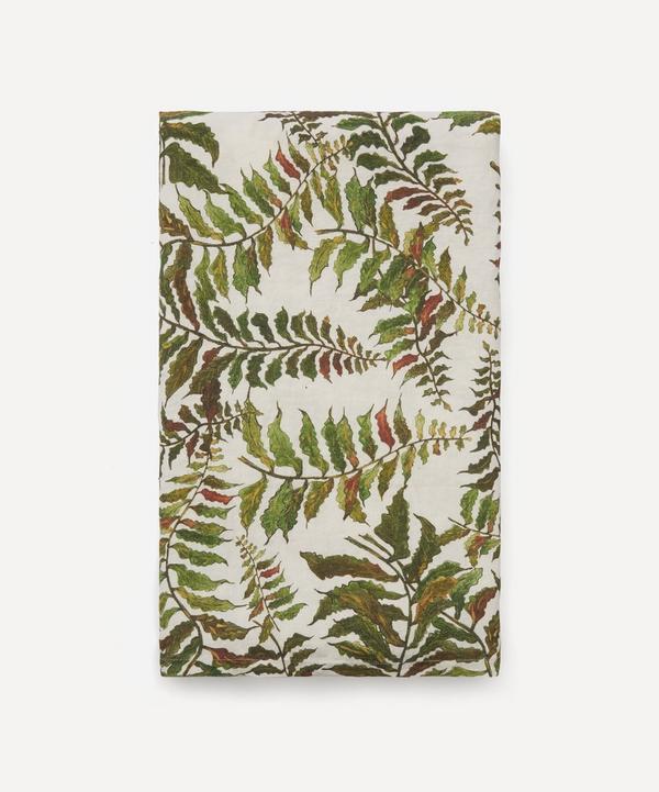 Bertioli by Thyme - Fern Printed Tablecloth 160 x 260cm