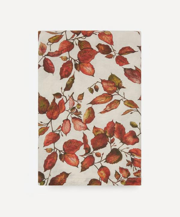 Bertioli by Thyme - Copper Beech Printed Tablecloth 160 x 260cm