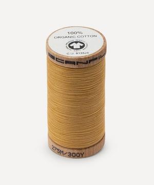 Beige Organic Cotton Thread