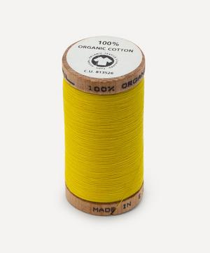 Yellow Organic Cotton Thread
