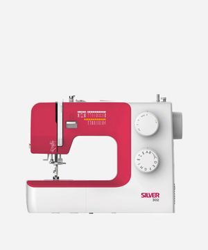 Silver 302 17-Stitch Mechanical Sewing Machine