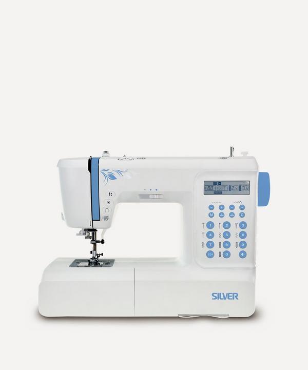 Silver - Silver 197 197-Stitch Computerised Sewing Machine