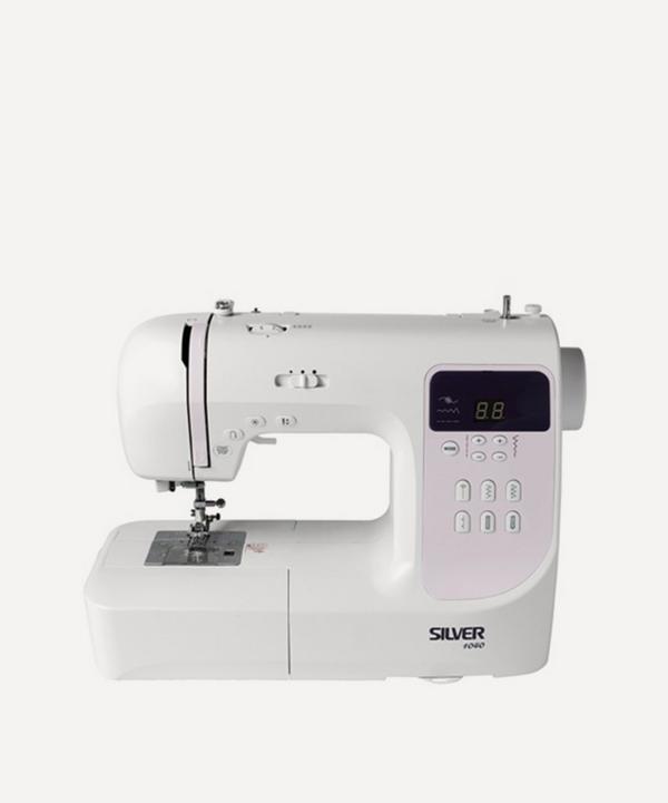 Silver - Silver 1040 80-Stitch Computerised Sewing Machine