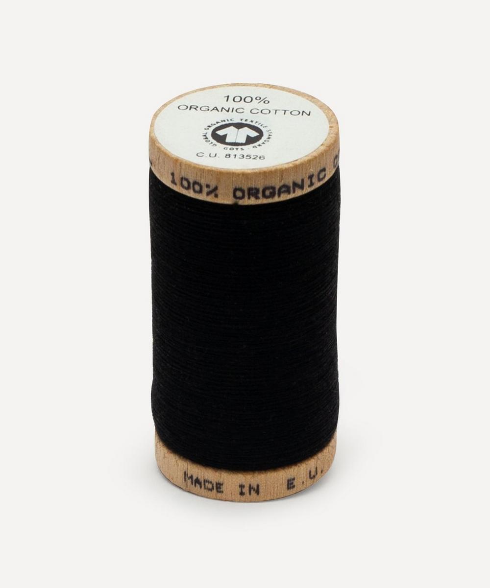 Scanfil - Black Organic Cotton Thread