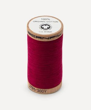 Dark Pink Organic Cotton Thread