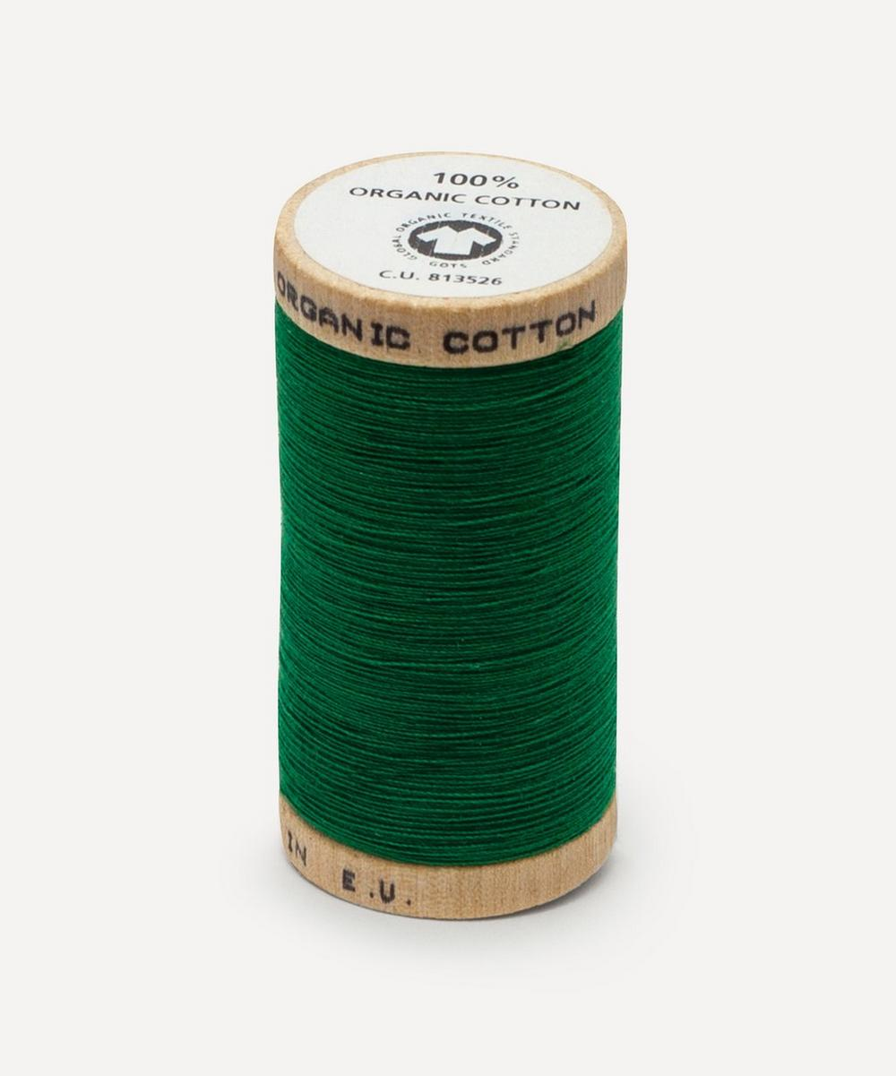 Scanfil - Mid-Green Organic Cotton Thread