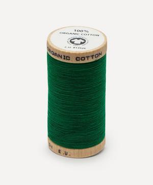 Mid-Green Organic Cotton Thread