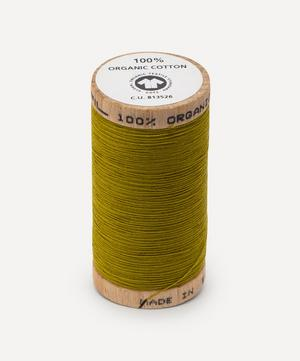 Lime Green Organic Cotton Thread