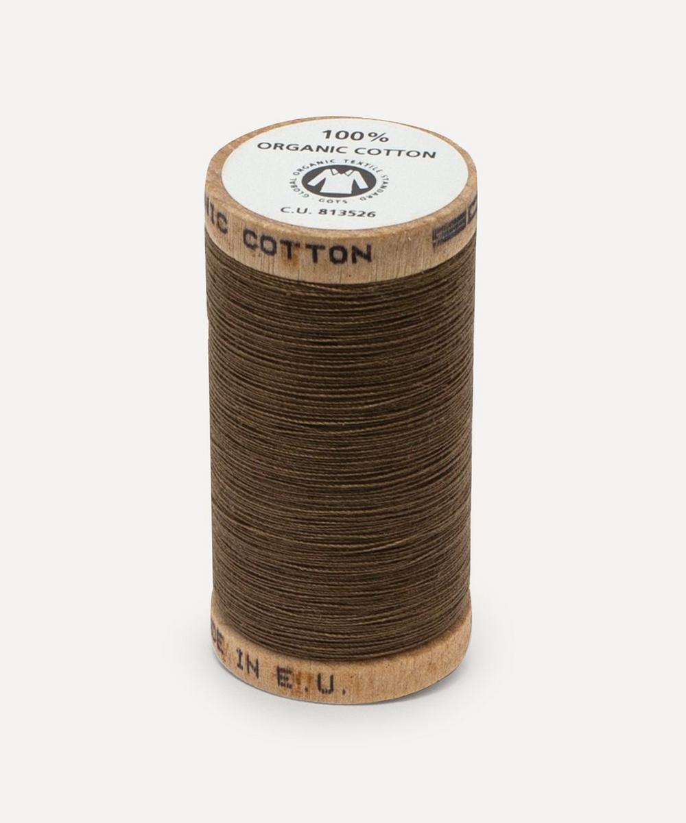 Scanfil - Dark Beige Organic Cotton Thread